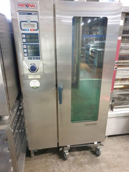 Combisteamer Rational CPC 201 G