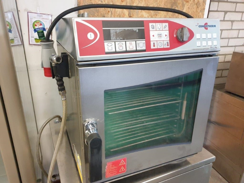 Convotherm OES 6 06 combisteamer