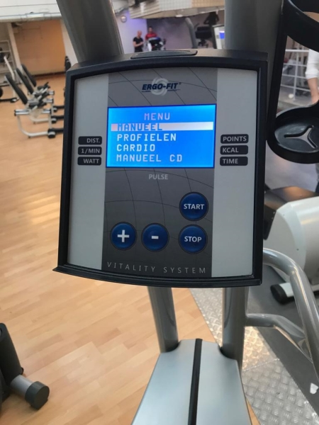 Crosstrainer Ergo-fit 3000