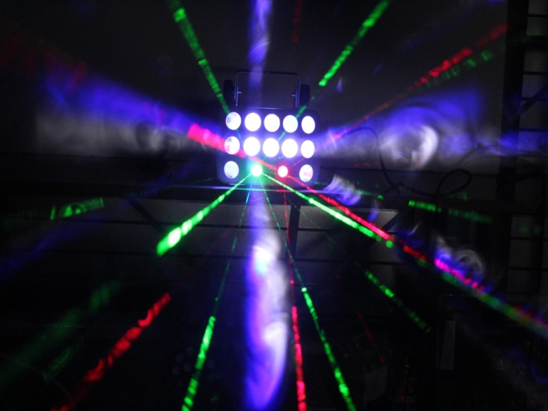 Led laser strobe magic dancer