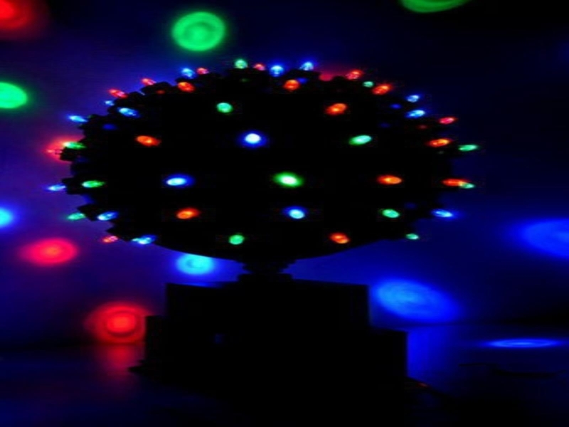 Led magic bal