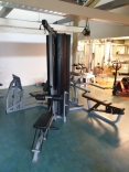Life Fitness multistation