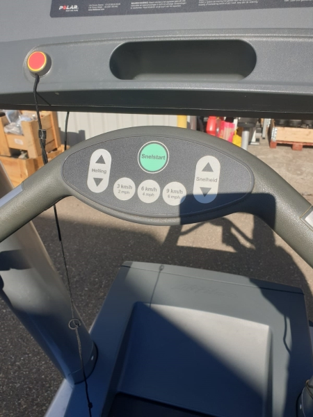 Loopband Life Fitness 95ti met center console