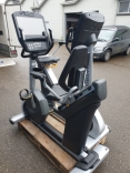 Matrix recumbent bike