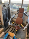 Technogym Selection delts machine
