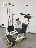 Technogym buikspiermachine