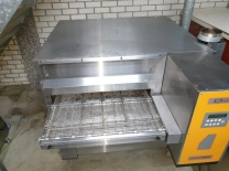 Zanolli Syntheis 10/75 V GAS pizza oven